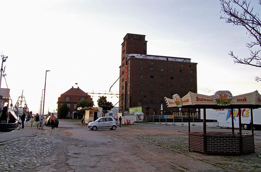 Wismar Depot